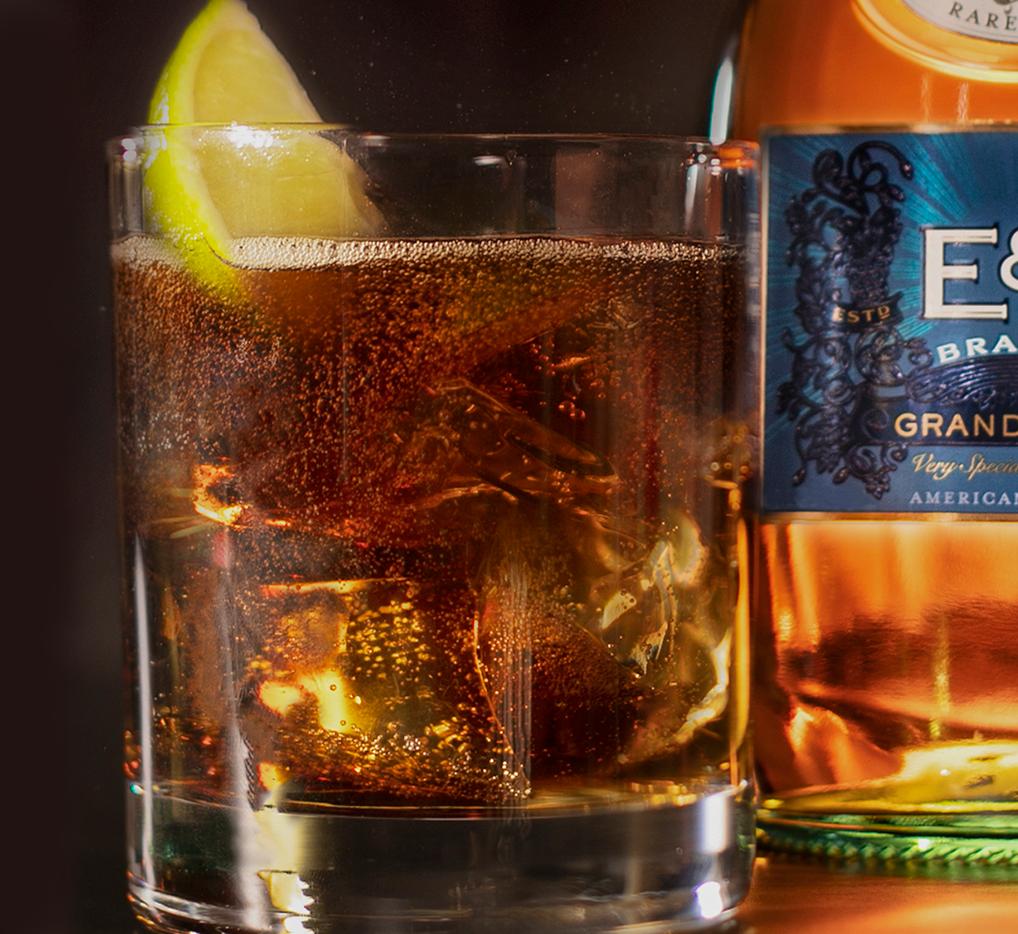 The Most Popular American Brandy | E&J Brandy
